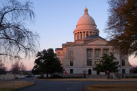 Arkansas' Capitol Building