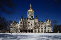 Connecticut's Capitol Building