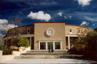 New Mexico Capitol Building